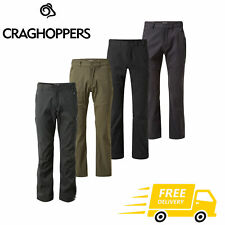 Craghoppers Mens Kiwi Pro Stretch Casual Walking Hiking Golf Trousers RRP £60