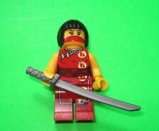 LEGO NINJAGO FIGUREN ### NYA - SAMURAI - SAMUKAI AUS SET 2505 - 2507 ### =TOP!!!