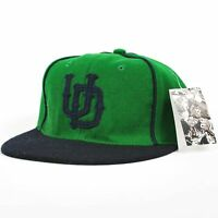 UNDEFEATED X EBBETS UD Pipe Ballcap Kelly Green/Blue Adjustable Cap Hat (H19)