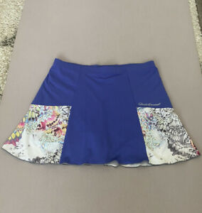 Denise Cronwall Tennis Skirt / Skort with Pockets NWOT Size S