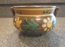 Vintage EBY Swedish Pottery Ceramic Planter