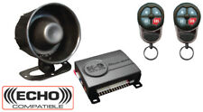 New Car Alarm K9 (2) 4-Button Rem.Shock Sensor;Data Port K9Classicedp2