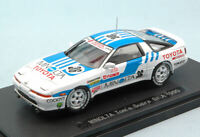 Model Car Scale 1:43 Ebbro Toyota Supra diecast vehicles road Racing