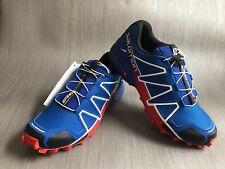 Salomon Speedcross 4 Hommes Sentier Chaussures De Course Taille 8.5 UK (euro 42 2/3)