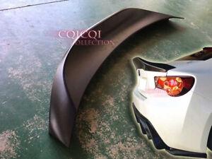 Unpainted duckbill trunk spoiler for 12~20 Toyota GT86 Subaru BRZ Scion FRS◎