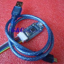 2pcs ST-Link V2 stlink downloader STM32 STM8 debugger programmer M89