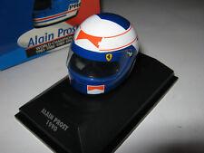 1:8 HELM Driver A. Prost Ferrari 1990 MINICHAMPS 517381001 OVP new