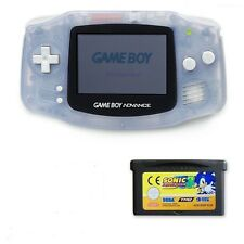 GameBoy Advance - console & Sonic Advance 3 (ONLY CARTRIDGE)