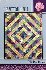 Drayton Hall Quilt Pattern