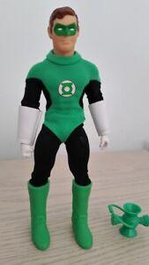 """2011 GREEN LANTERN HAL JORDAN 8"""" Mattel retro mego loose figure"""
