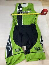 Borah teamwear mens tri triathlon suit 2XL XXL (7754-21)
