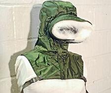 More details for alpha industries ecw snorkel parka universal hood - scovill zip - flight jacket