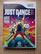 Just Dance 2018 (2017), Nintendo Wii probado-juego de niños-Entretenimiento Familiar