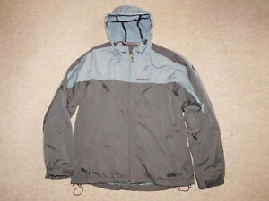 """O'NEILL Hooded Jacket Brown/Grey  L  -  48"""""""