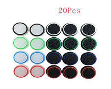20pcs Thumb Stick Joystick Grip Cap Case Fr PS4 PS3 Xbox 360 Xbox One Game