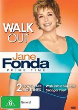 Jane Fonda - Walk Out (DVD, 2014)-FREE POSTAGE