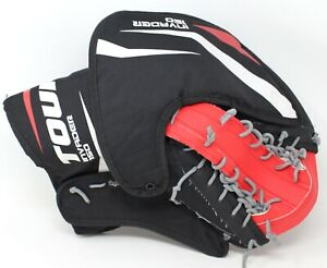 "Tour Invader 150 Street Hockey Goalie Glove Adult Size 27"" New"