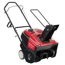 "Honda (20"") 187cc 4-Cycle Single Stage Snow Blower"