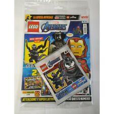 LEGO AVENGERS MAGAZINE 4 + POLIBAG VENOM ESCLUSIVA