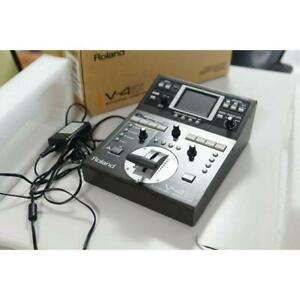 Roland V-4EX Compact Video Mixer 4 Channels 10 Inputs 3 Outputs
