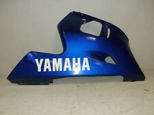 Used Right Lower Fairing for a 2001 Yamaha R6