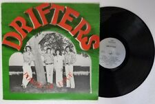 The DRIFTERS. 1970's Minneapolis Pop Rock Lounge Band. PRIVATE LP