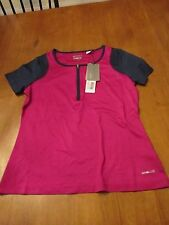 Womens Annika Golf Shirt, NWT, S