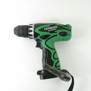 Hitachi DS 12DVF3 12 V Ni-Cd Cordless Drill Driver Bare Tool Only