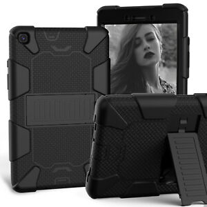 For Samsung Galaxy Tab A 8.0 2019 SM-T290/295 Shockproof Heavy Duty Case Cover