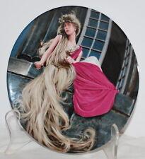 Konigszelt Bavaria Grimms Fairy Tales Rapunzel by Charles Gehm Plate Euc