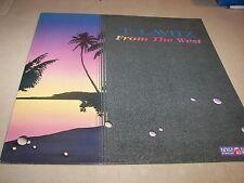 T Lavitz From The West LP NM Passport Jazz PJ88026 1987