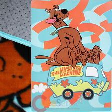 "Scooby Doo Soft Plush Carpet The Mystery Machine Area Rug (72""x48"" , 4ft x 6ft )"