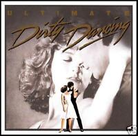 DIRTY DANCING - D/Rem SOUNDTRACK CD ~ ULTIMATE ~ 80's PATRICK SWAYZE *NEW*