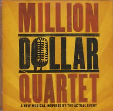 Broadway CD - Million Dollar Quartet - cast album - NEW