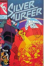 SILVER SURFER N.5 1990 MARVEL PLAY PRESS FUMETTO
