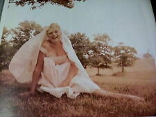Marilyn Monroe Relaxed in Summer Dress from Book Printed 1987 to Frame?