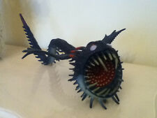 DreamWorks How To Train Your Dragon large BLACK Whispering Death Action Figure