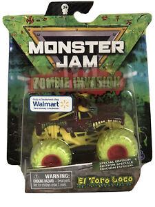 Monster Jam Zombie Invasion El Toro Loco Special Edition