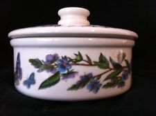 Portmeirion Botanic Garden Canister Storage Jar w/ Lid UNUSED MINT CONDITION!