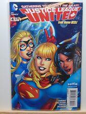 Justice League United #4 Variant Edition D.C. Universe Comics  CB4800
