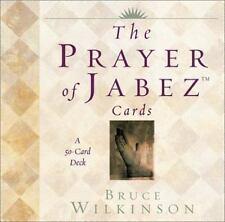 Prayer of Jabez Cards