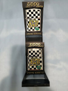 NIB Zippo Camel Smokin'Joe's Racing #23 Checkered Flag  *2 Available* #4