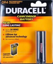 Duracell Rechargable Camcorder Battery DR4