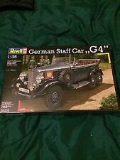 "REVELL 1/35 German Staff Car G4"""