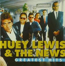 CD-Huey Lewis & the News-Greatest Hits-a590