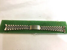 AUTHENTIC ROLEX 62510M STAINLESS STEEL JUBILEE BAND FOR MIDSIZE ROLEX 31MM CASE