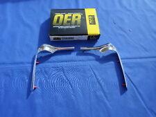 NEW 1968-72 Chevy Nova Headlamp Headlight Eyebrow Moldings OER Reproduction