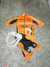 Bioracer original equipo euskaltel verano camiseta + Bib Shorts