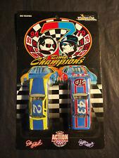 ACTION 164 DALE EARNHARDT RICHARD PETTY 7&7 CHAMPIONS CAR SET