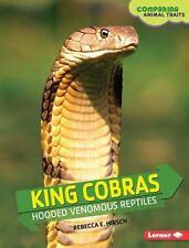 King Cobras: Hooded Venomous Reptiles